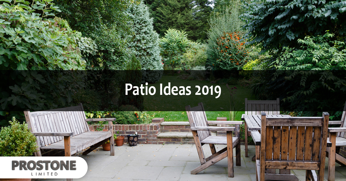 Garden Patio Ideas UK 2019